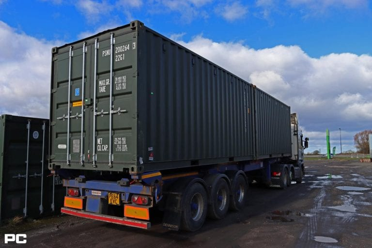 Shipping Container Transport – What Does it Cost?