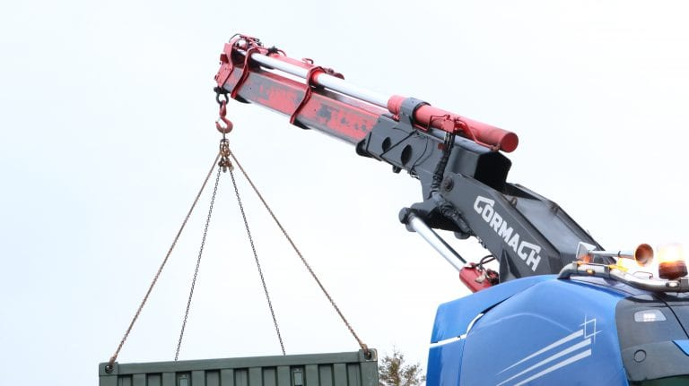 HIAB Hire Rates In The UK